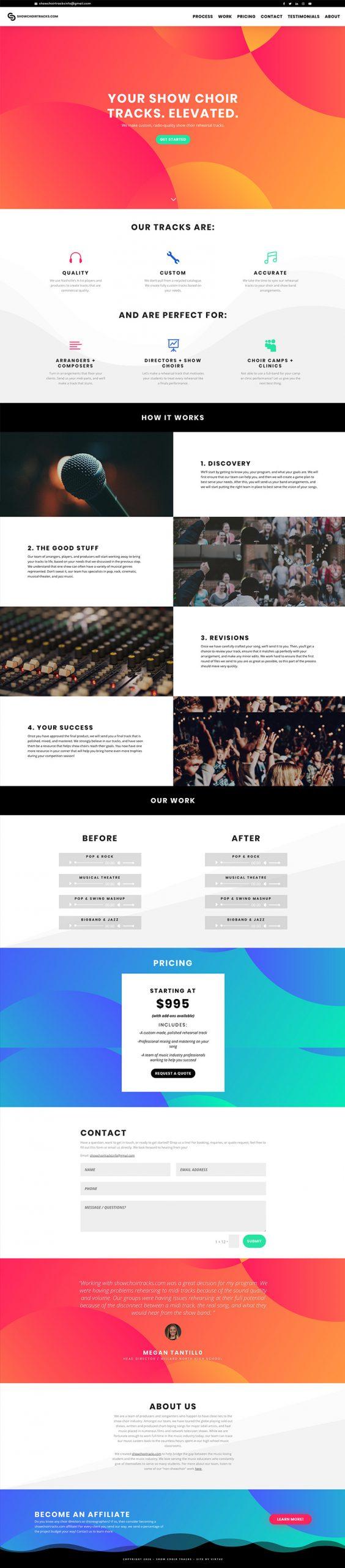 tn web site designer